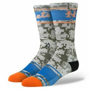 STANCE New York Mets Camo socks